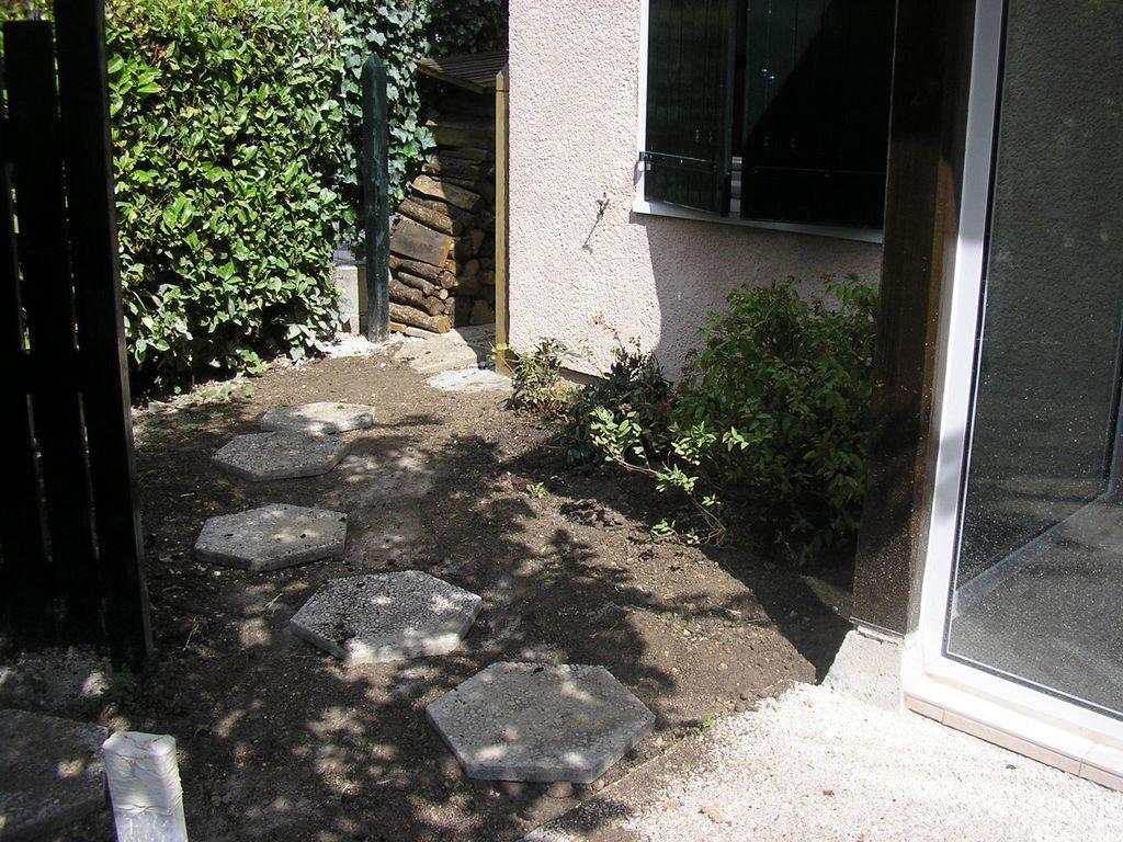 Avant apres paysagiste en le de france depuis 1990 abelia paysages - Preparer son terrain avant pelouse ...